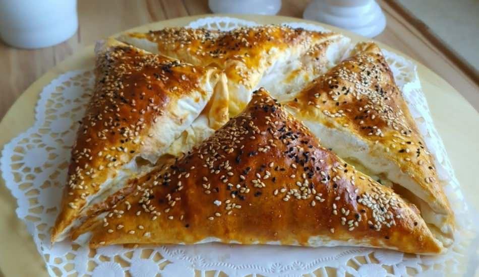 Yozgat böreği nasıl yapılır? En kolay Yozgat böreği
