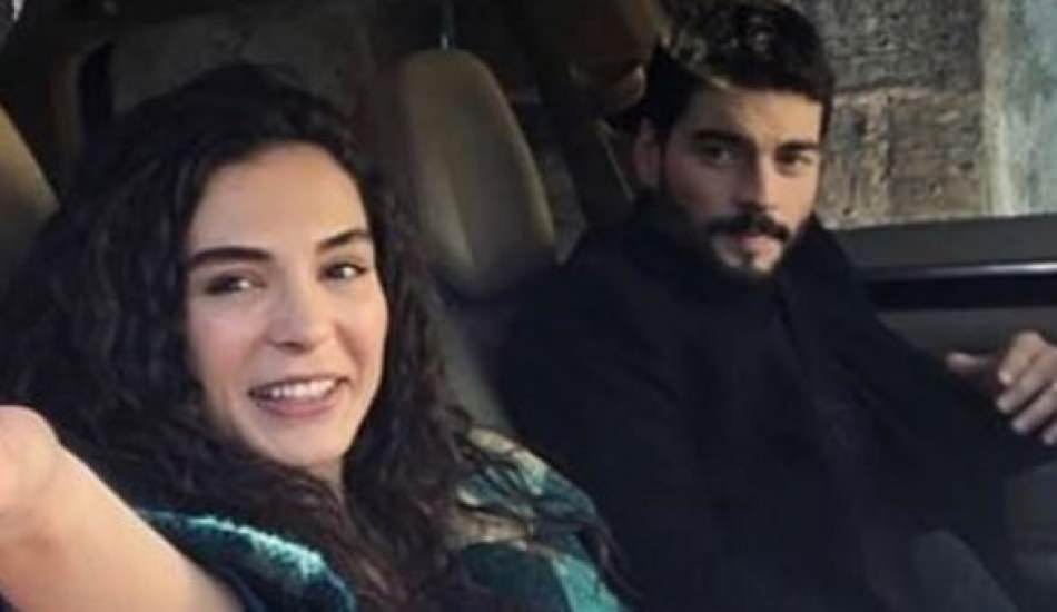Ebru Şahin ile Akın Akınözü'den yeni paylaşım!