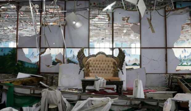 Afganistan'da bir düğüne el bombası atıldı!
