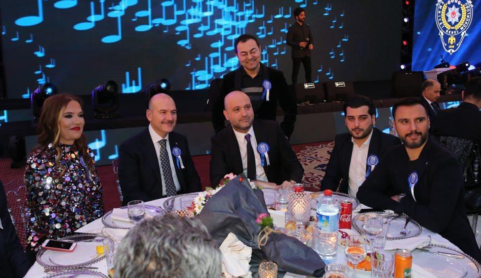 Bakan Soylu ve ünlü isimler Polis Radyosu'nun 68'inci yılın tanıtımına katıldı!