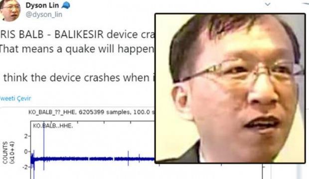 Defalarca tahminde bulundu! Depremi bu defa bildi