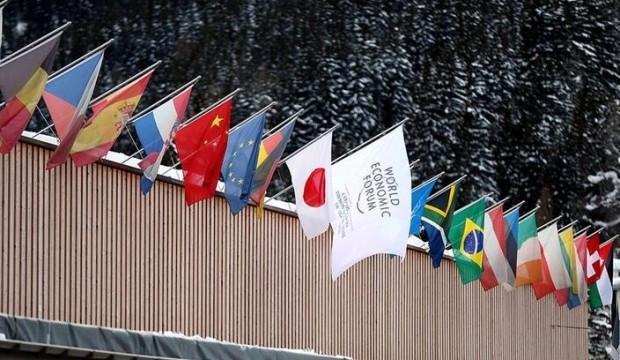 Ekonomi heyeti Davos'ta