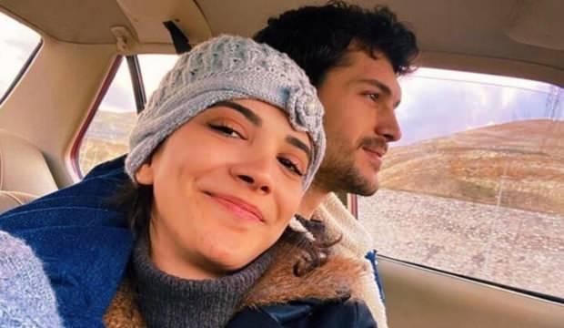 Gizlice evlenen Alperen Duymaz'dan sosyal medyada yeni paylaşım!