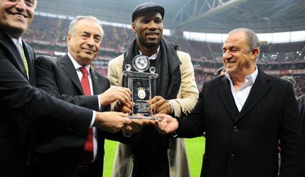 Galatasaray'dan Didier Drogba açıklaması!