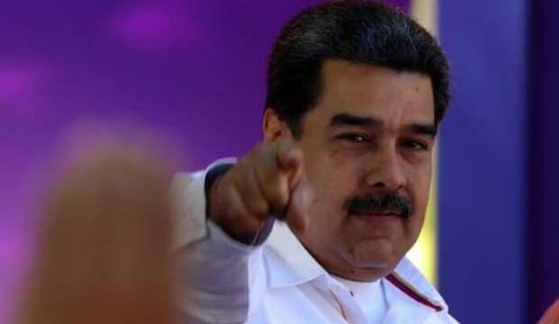 Maduro'dan ABD'ye çağrı: Zamanı geldi!