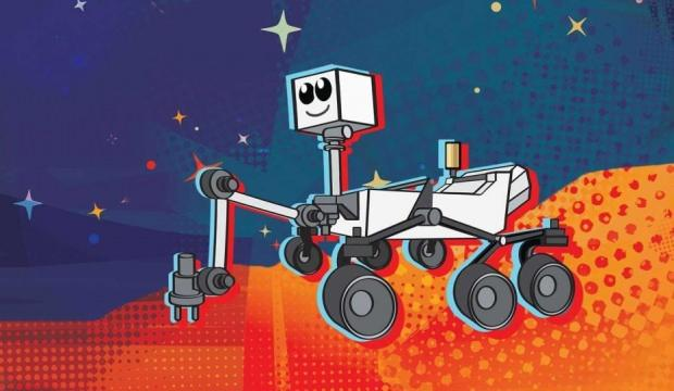 NASA'nın Mars'a göndereceği araca isim aranıyor: Oylama süreci başladı