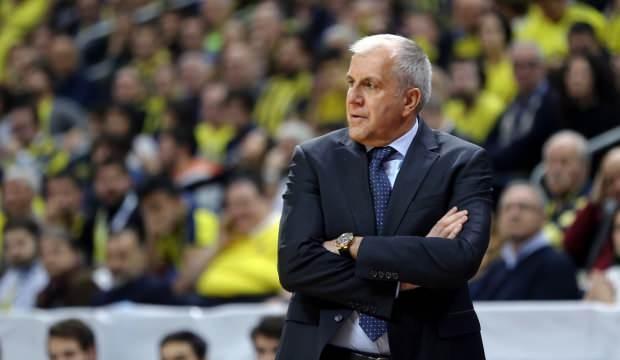 Obradovic: Bu atmosfer için teşekkür ediyorum