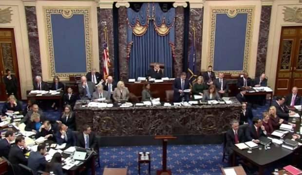 Azil sürecinde Senato'dan Demokratlara ret