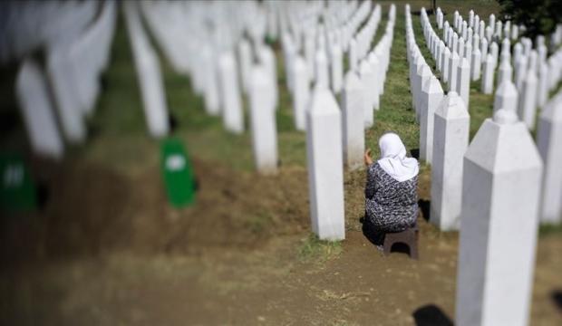 Almanya'dan Srebrenitsa soykırımı açıklaması