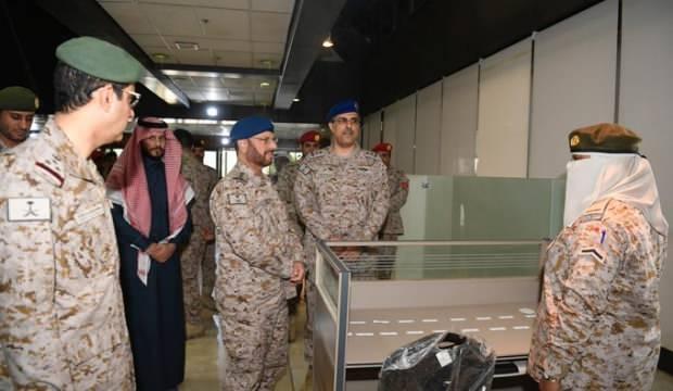 Suudi Arabistan'da bir ilk! Kadın askerler orduda