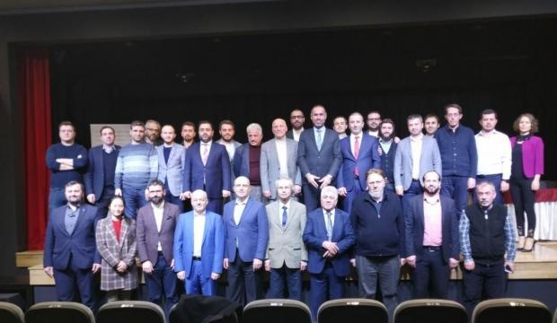 Türkiye'nin fikir fabrikası SADKOM kuruldu