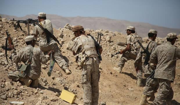 Yemen, Hilan Dağı'nı Husilerden geri aldı