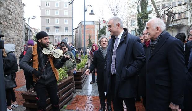 Yeni Kültür Sanat rotası: Beyoğlu Kültür Yolu