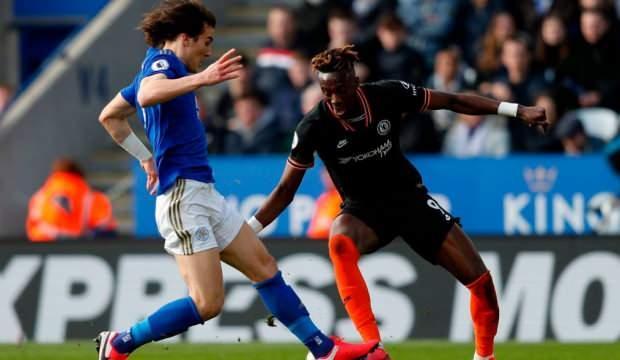 4 gollü maçta Leicester ile Chelsea yenişemedi!
