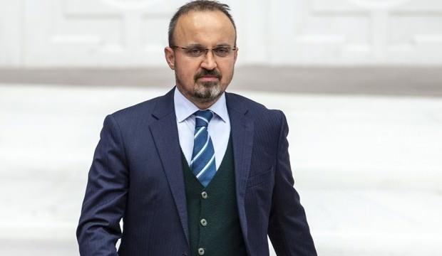Bülent Turan: O bayrağa uzanan el kırılır