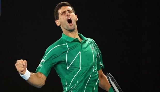 Djokovic yarı finalde Federer'in rakibi oldu!