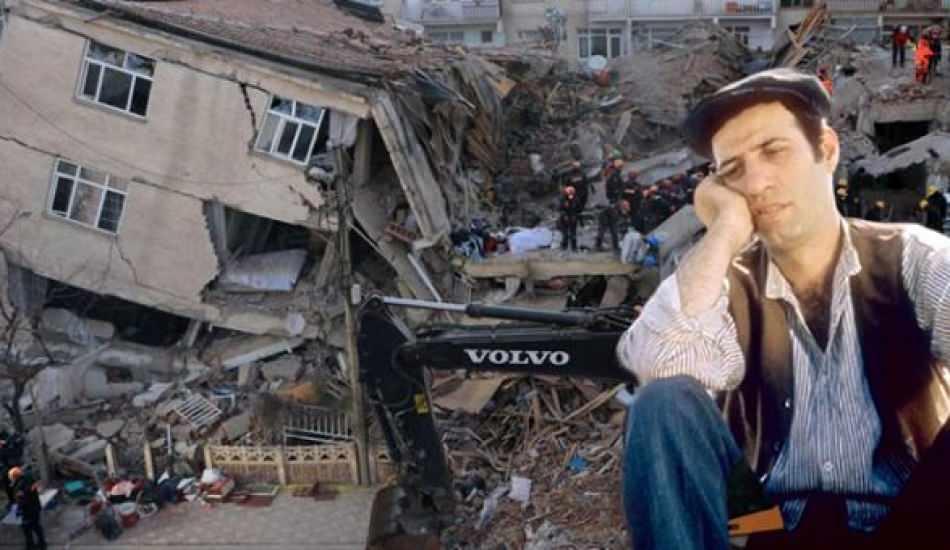 Elazığ depreminde Kemal Sunal'ın evi yıkıldı demişlerdi! İşte açıklama...