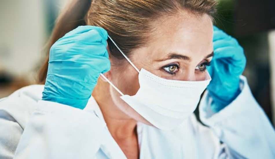 ABD'de mahzende unutulan 5 bin solunum maskesi hastanelere bağışlandı
