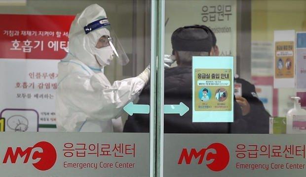 Güney Kore'de Çin'den dönen askerler koronavirüs şüphesiyle karantinaya alındı