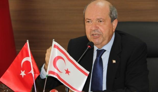 KKTC Başbakanı Tatar'dan ırkçı vekile tepki