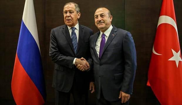 Lavrov: Türkiye ile anlaşma sağladık!