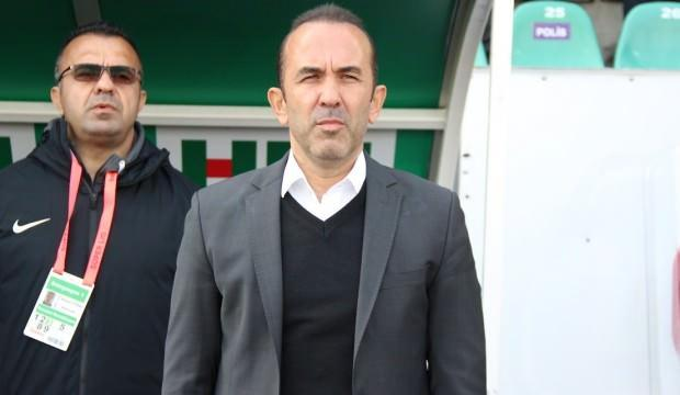 Mehmet Özdilek için ayrılık açıklaması!