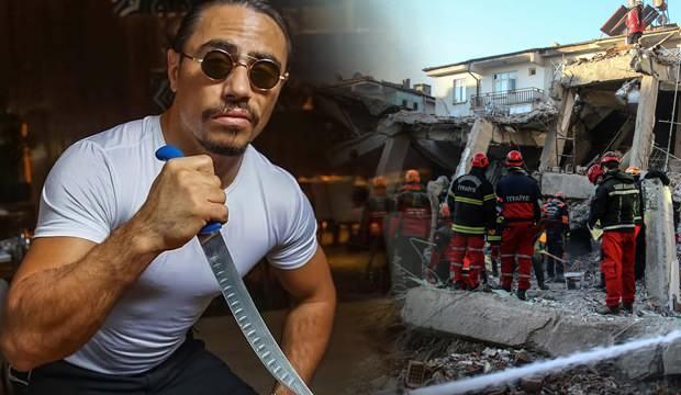 Nusret Gökçe, büyük depremde mağdur duruma düşenlere yardım eli uzattı! Rekor bağış...