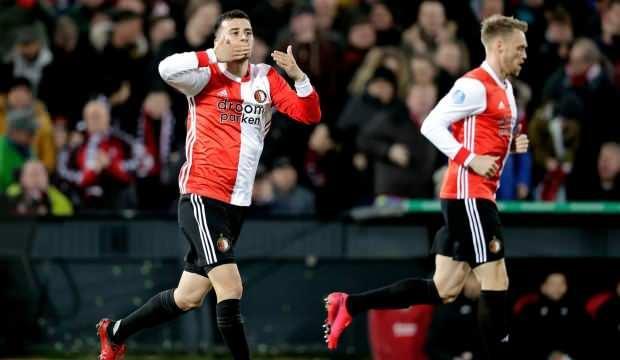 Oğuzhan Hollanda'da golle başladı!