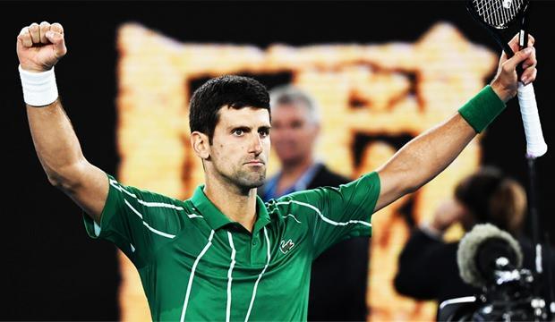 Şampiyon Novak Djokovic!
