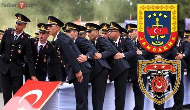 Subay alımı başvuruları için bugün son! Jandarma 2020 Subay alımı Başvuru şartları