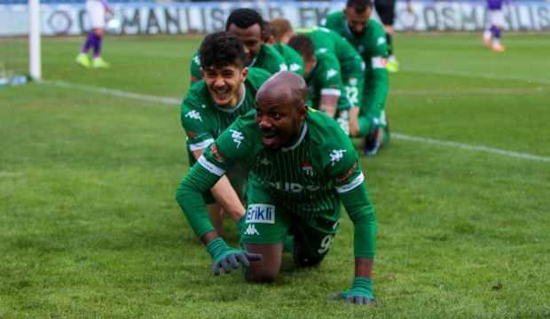 6 gollü maçta kazanan Bursaspor oldu!