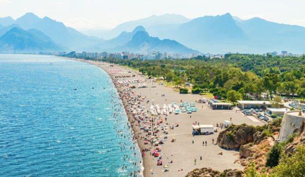 Antalya yüzde 31 artışla yeni yıla rekorla başladı