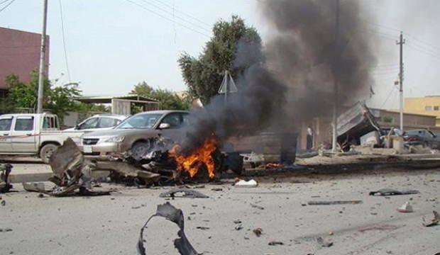 Bağdat'ta 4 ayrı yerde patlama