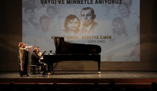 Darüşşafaka Cemiyeti'nden Süreyya Paşa anısına anlamlı konser