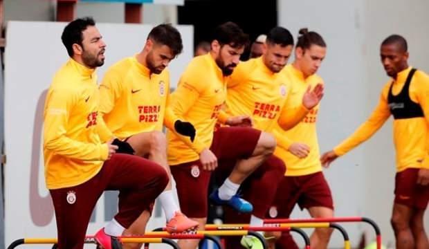 Galatasaray'da sakatlardan iyi haber!