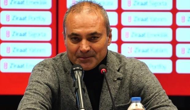 Erkan Sözeri: 'Beşiktaş maçının özgüveni vardı'