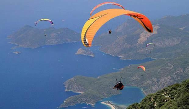 Fethiye Babadağ'da aşırı zamlara tepki: Uçuşlar durduruldu