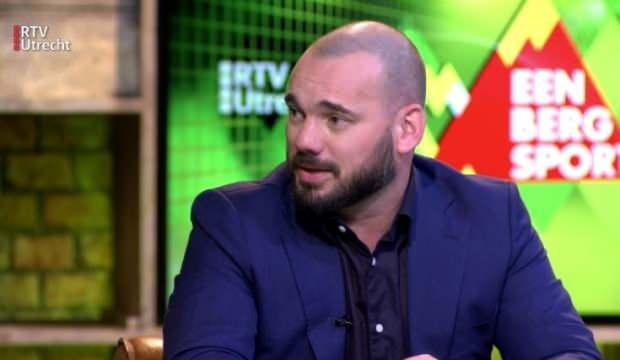 Sneijder: Galatasaray'ı böyle görmek şoke edici