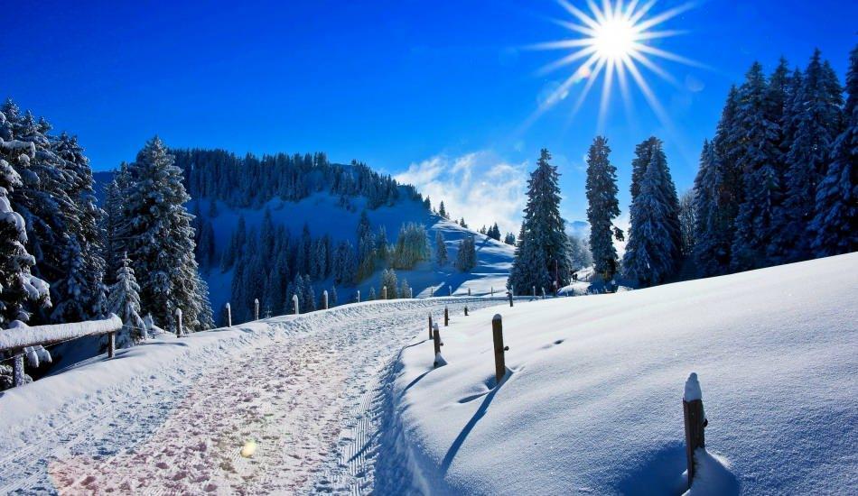 Kışın gidilebilecek en güzel kayak merkezleri ve otelleri