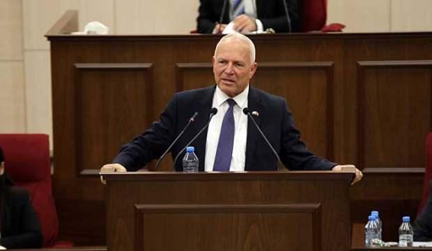 KKTC Meclis Başkan Yardımcısı Töre'den Akıncı'nın açıklamasına tepki
