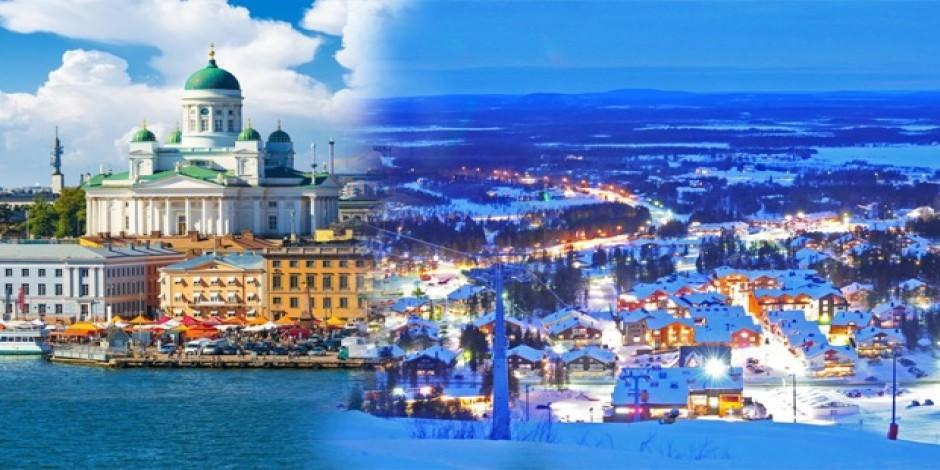 Kutuplarda bir ülkenin seyahat rotası- Finlandiya'da neler yapılır?