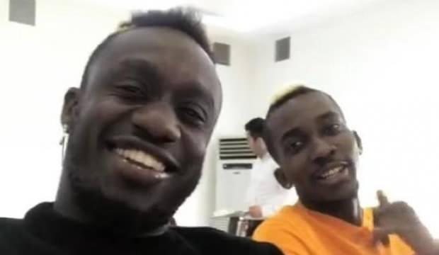 Mbaye Diagne Florya'da!