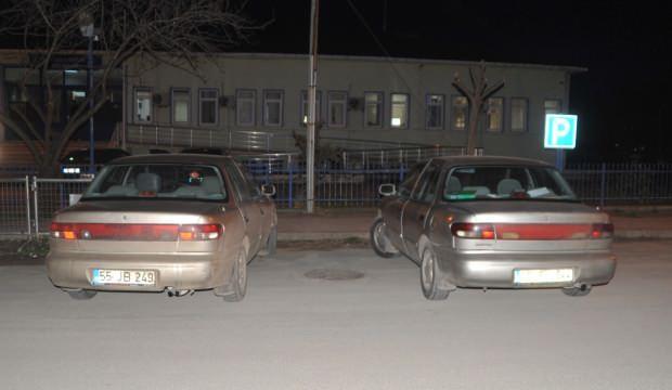 Polisler şaşkına döndü! Samsun'da ilginç olay