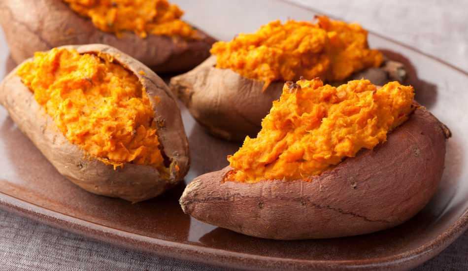 Tatlı patatesin faydaları nelerdir? Stres ve uykusuzluğa iyi gelen tatlı patates suyu...