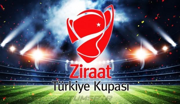 Türkiye Kupası'nda iki maçın saati değişti
