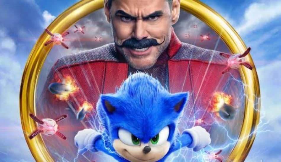 Ünlü oyuncu Jim Carey yeni filmi Kirpi Sonic ile 14 Şubat'ta vizyonda olacak!