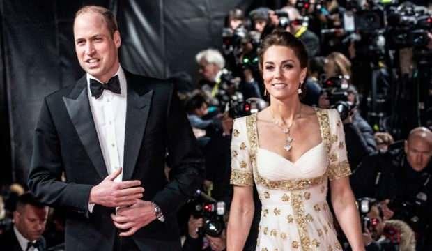BAFTA ödüllerine ünlü isimlerin stilleri damgasını vurdu!