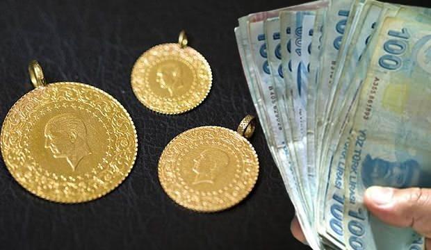 13 Şubat altın fiyatları hızla yükseliyor! Çeyrek altın 500 TL'yi gördü