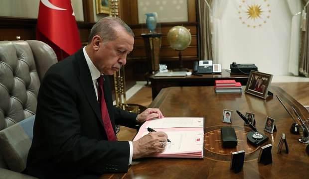 Cumhurbaşkanı Erdoğan imzaladı: 6 üniversiteye rektör atandı