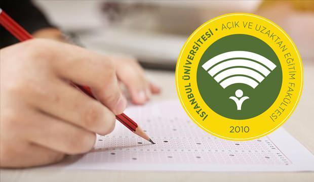 AUZEF 2019-20 yarıyıl telafi sınav sonuçları ne zaman açıklanacak sınav soruları yayınlandı mı?